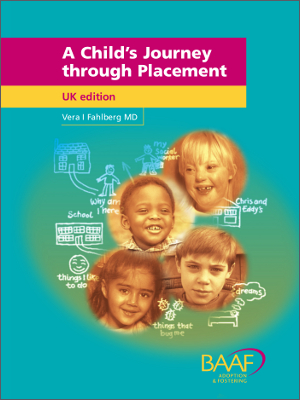 A Child's Journey through Placement cover image