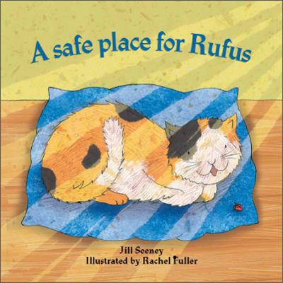 A safe place for Rufus cover
