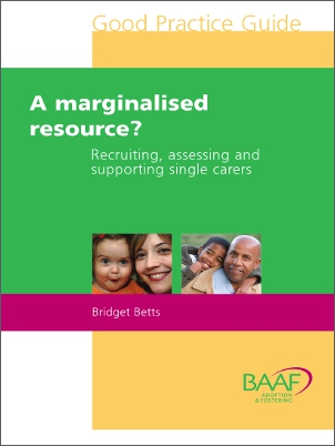 A marginalised resource cover
