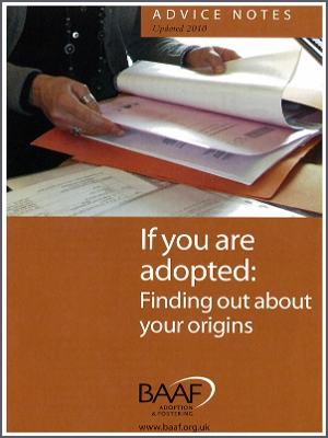 If you are adopted cover