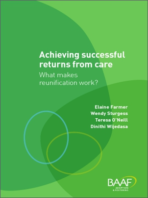Achieving successful returns from care cover