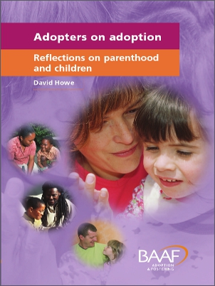 Adopters on adoption cover