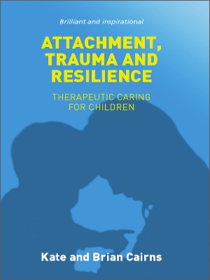 Attachment, trauma and resilience cover