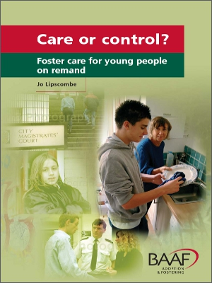 Care or control cover