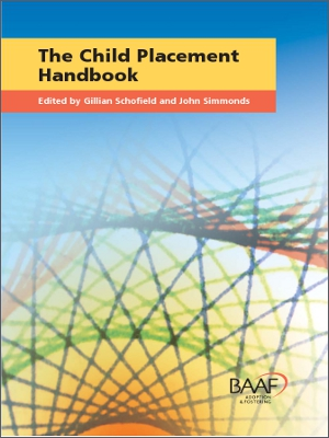 Child placement handbook cover