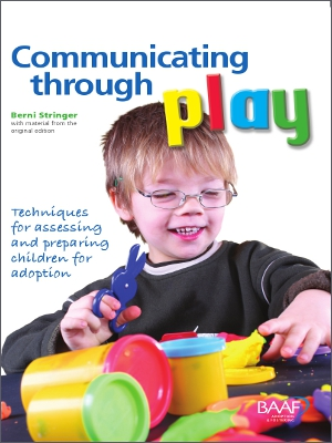 Communicating through play cover