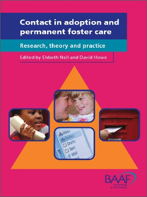 Contact in adoption and permanent foster care cover