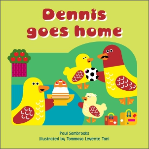 Dennis goes home cover