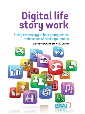 Digital life story work cover