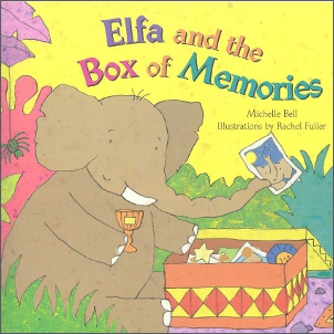 Elfa and the box of memories cover