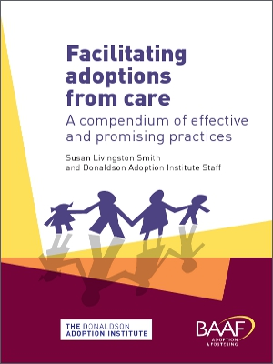 Facilitating adoptions from care cover