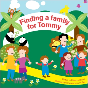 Finding a family for Tommy cover