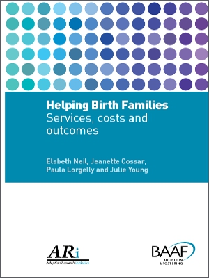 Helping birth families cover