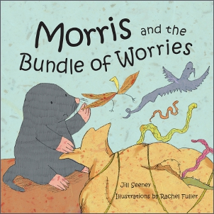 Morris and the bundle of worries cover