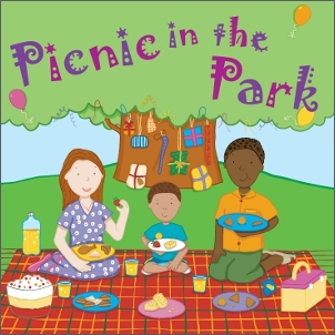 Picnic in the park cover