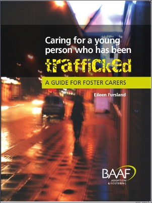 Caring for a young person who has been trafficked cover