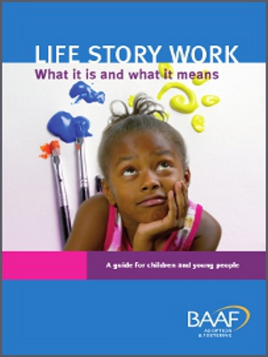 Life story work what it is cover