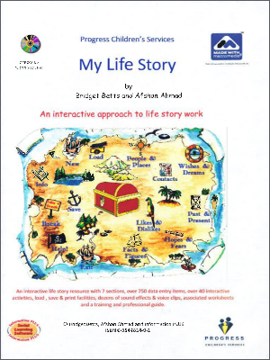 My life story cover