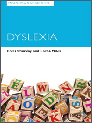 Parenting a child dyslexia cover