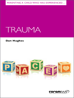 Parenting a child trauma cover