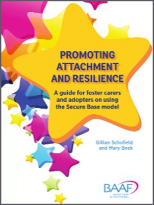 Promoting attachment and resilience cover