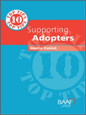 TTT supporting adopters cover