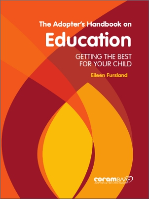 Education handbook cover