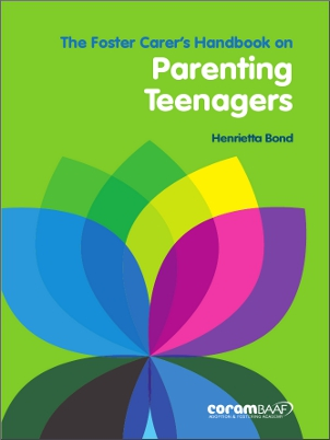 Parenting teenagers cover