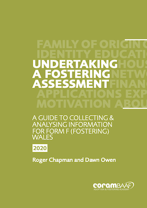 Undertaking a fostering assessment in Wales