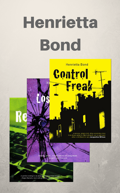 control freak trilogy