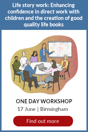 Life story work workshop