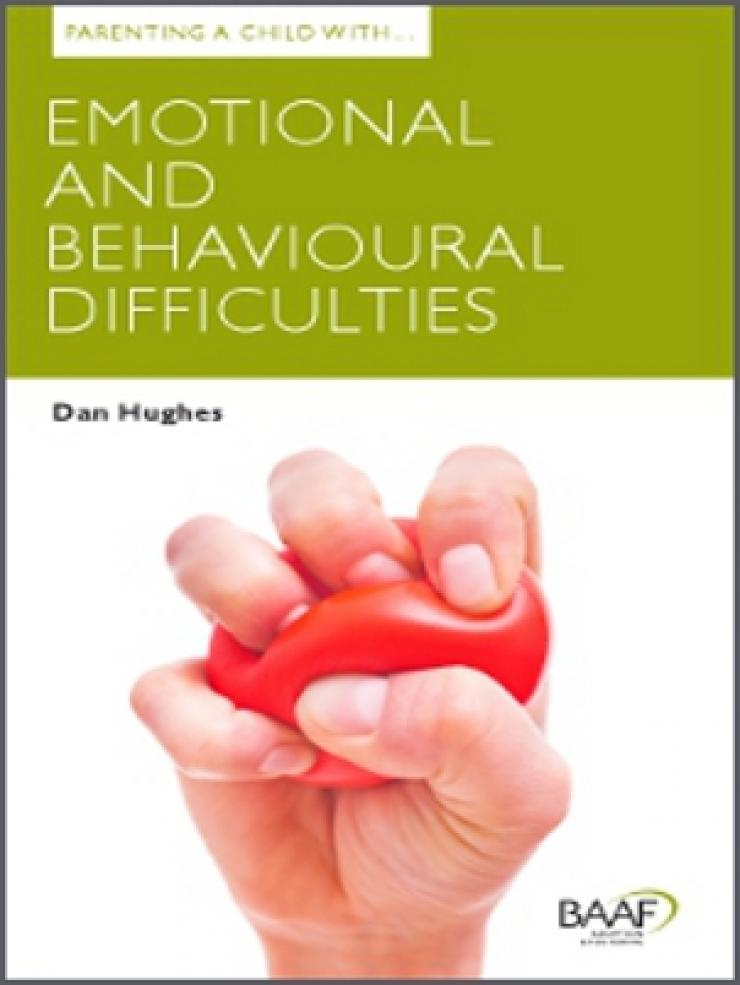 Parenting a child emotional and behavioural difficulties cover