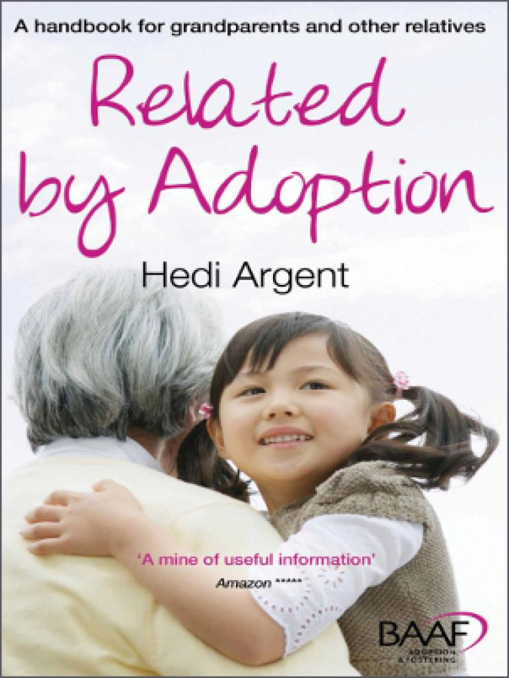 Related by adoption cover