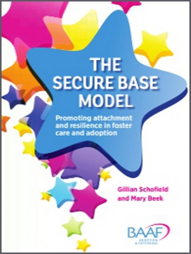 The secure base model cover