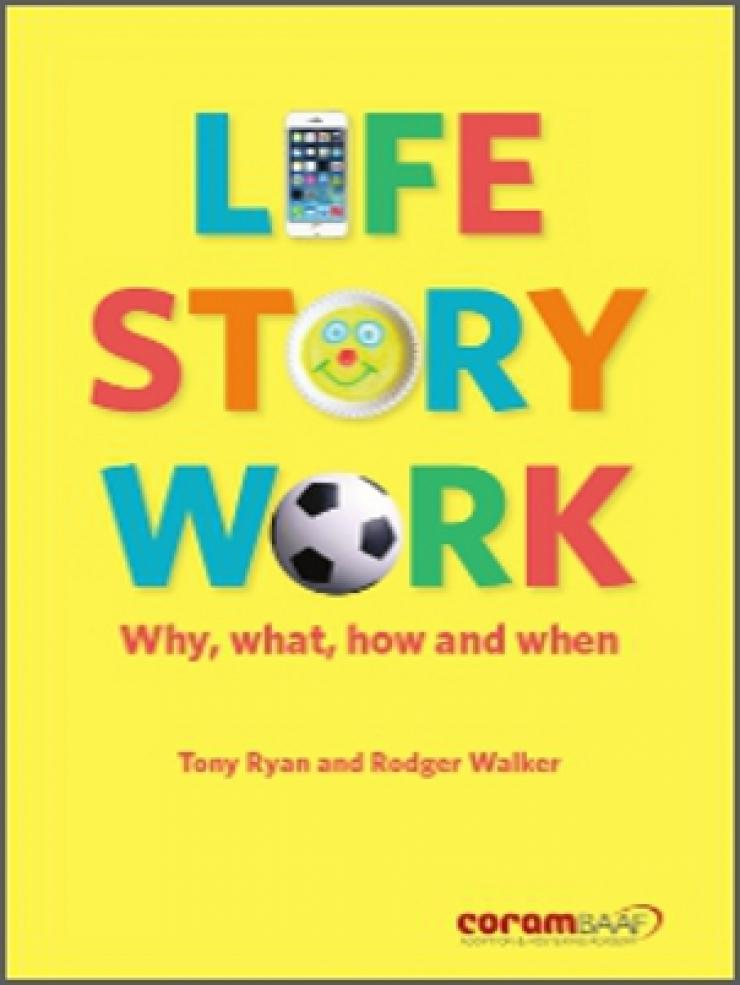 Life story work cover