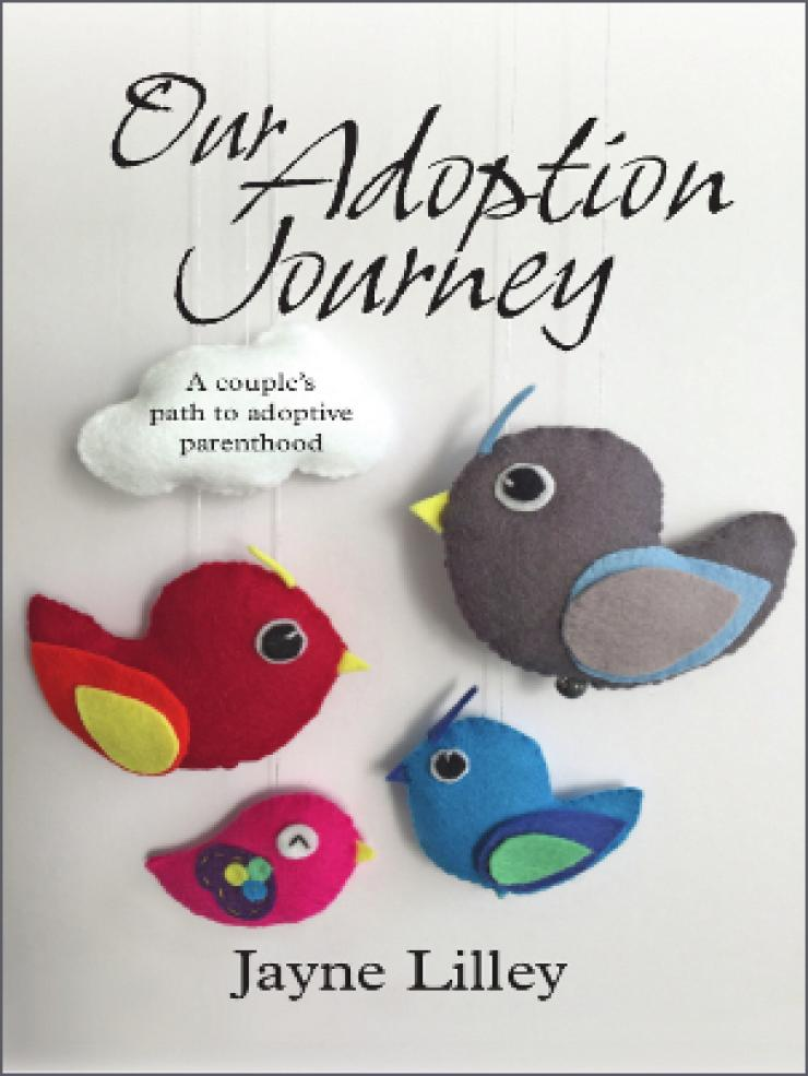 Our adoption journey cover