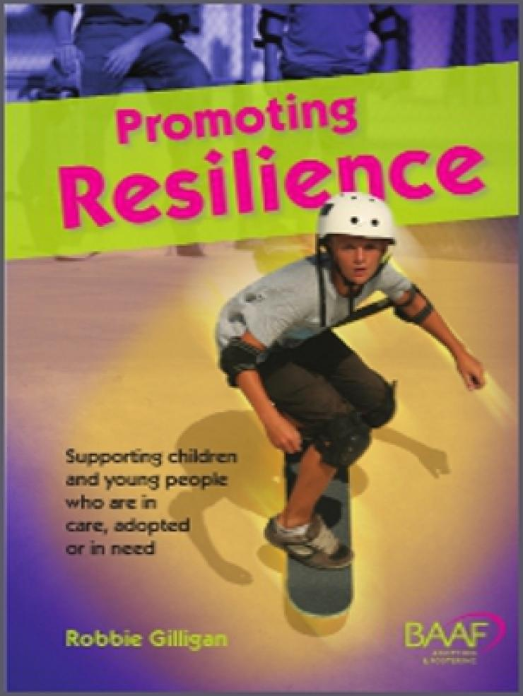 Promoting resilience cover
