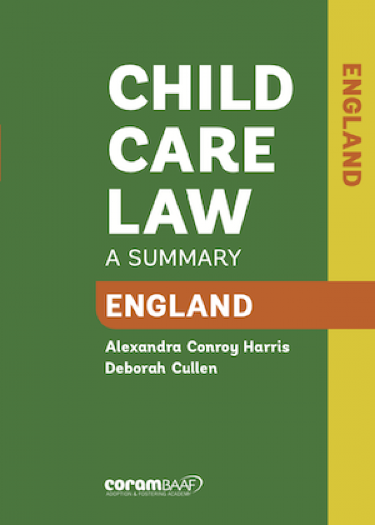 Child Care Law England