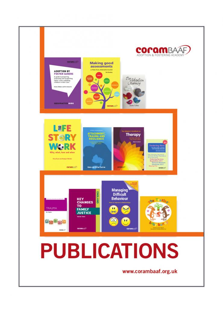 Publications catalogue